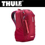 Thule 都樂 EnRoute Blur多功能17吋雙肩後背包 TEBD-117紅色