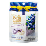 LOTTE田園軟糖-藍莓43g