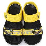 童鞋城堡-變形金剛 中大童 輕量玩水涼鞋TF3263-黃