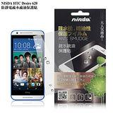 NISDA HTC Desire 620 防靜電疏水疏油保護貼
