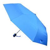 【2mm】彩色活力時尚自動開收傘(活力藍)