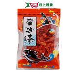 嘉珍 蜜沙茶香魚干250g