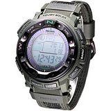 CASIO PRO TREK PRG-250系列專業 登山錶