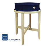 漢妮Hampton安琪拉圓桌-深藍