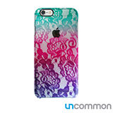 Uncommon Clearly系列 iPhone6 / 6s Plus 保護殼- Mint Lace Gradient