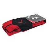 NIKE AIR JORDAN DRI-FIT CREW 籃球中筒襪 黑/紅-530977010