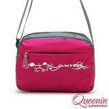 DF Queenin - 輕質量戶外休閒側背包-共6色