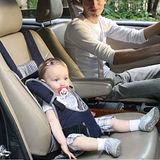 嬰幼童安全座椅背帶