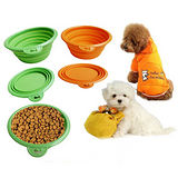 新型便攜式寵物碗