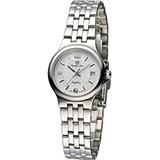 Olympia Star 經典超薄時尚腕錶 58010BS 銀