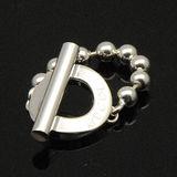 GUCCI珠鍊造型戒指(戒圍13號)【silver925】