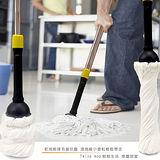 扭扭拖把升級版 乾掃溼好便利-台灣製造