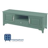 漢妮Hampton安琪拉電視櫃-藍