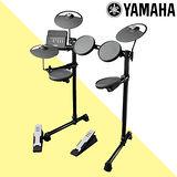 『YAMAHA 山葉』標準款電子鼓組+KP65/含大鼓踏、鼓椅、鼓棒、耳機-公司貨保固 (DTX400)