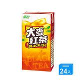 黑松大麥紅茶300ml*24