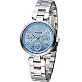 星辰 CITIZEN WICCA 英倫龐克風時尚腕錶 BH7-415-71