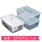 KEYWAY 舒適透氣可堆疊鞋盒 P5-0026