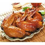 【廣霖】煙燻雞翅 250克(辣味)