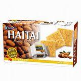 海太HAITAI加鈣杏仁餅6小包