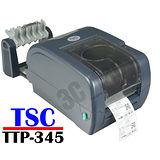 TSC TTP-345 TTP 345 熱感式&熱轉式 條碼機