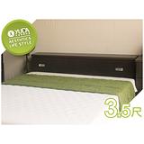 【YUDA】促銷款 3.5尺標準 單人床頭箱 (非床頭片/床頭櫃)4色可選 新竹以北免運費