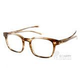 ACTIVIST光學眼鏡 紐約靈魂日本手工框(透棕紋) #LOGAN C03