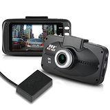 掃瞄者 A8 HDR 1080P高畫質 GPS測速行車記錄器 (送16G Class10記憶卡+免費基本安裝服務)