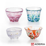 【ADERIA】日本進口津輕系列四季玻璃杯禮盒