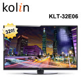 Kolin歌林 32吋可錄式LED液晶顯示器+數位視訊盒(KLT-32E06) 含運送