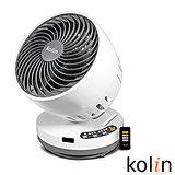 歌林Kolin-9吋超靜音遙控循環扇(KFC-MN907S)-福利品