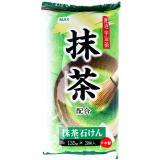 日本MAX保濕綠茶香皂135g*3入
