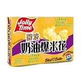 美國JOLLY TIME 奶油爆米花300g