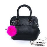 DF Queenin日韓 - 韓時尚代表作經典款手提斜背2用包
