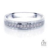 City Diamond Bijou系列鑽戒