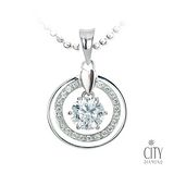 City Diamond Amor系列 K金項鍊 ZP1823W-2
