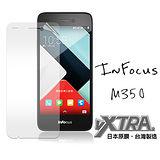 VXTRA 富可視 InFocus M350 高透光亮面耐磨保護貼