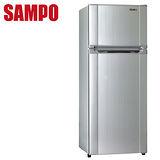 [促銷]SAMPO聲寶 340公升新節能冰箱SR-L34G(S2)送安裝