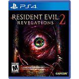 PS4 惡靈古堡:啟示 2 亞洲中文版