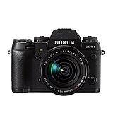 FUJIFILM X-T1+XF18-55mm 變焦鏡組(中文平輸) - 加送專屬拭鏡筆+強力大吹球+細毛刷+拭鏡布+相機清潔組+硬式保護貼
