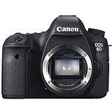 Canon EOS 6D 單機身(中文平輸)-送專用鋰電池+單眼相機包+強力大吹球+細毛刷+硬式保護貼