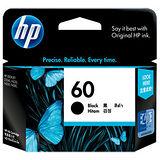 【HP】CC640WA/NO.60 原廠黑色墨水匣