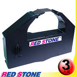 RED STONE for EPSON S015139/DLQ3000色帶(黑色/1組3入)