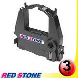 RED STONE for FUJITSU DL3800/ F80色帶(黑色/1組3入)