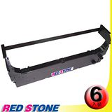 RED STONE for OMRON 3M2GS-ATM黑色色帶組【雙包裝×3盒】(1盒2入)