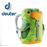 【德國 Deuter 】Kikki 6L 大嘴鳥 可愛兒童背包 36093 綠