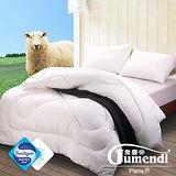 【法國Jumendi】台灣精製高密度防蹣抗菌潔淨羊毛被-雙人