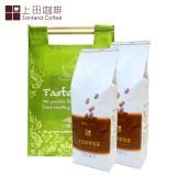 上田 藍山咖啡(1磅)&曼特寧咖啡(1磅)附提袋