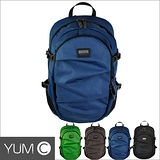 美國Y.U.M.C. Greenwich格林系列Active Backpack 15.6吋筆電後背包