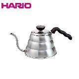 HARIO 迷你不鏽鋼細口壺-1.0L VKB-100HSV