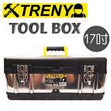 【TRENY】不鏽鋼工具箱17吋